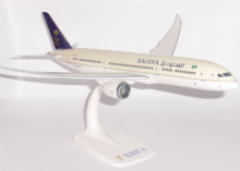 Boeing 787-9 Saudi Arabian Airlines Desktop Collectors Model Scale 1:200 G